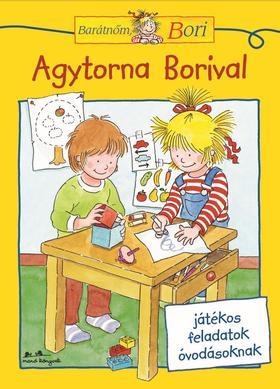 Hanna Sörensen - Agytorna Borival - Barátnőm, Bori foglalkoztató