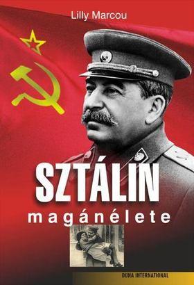 MARCOU, LILLY - Sztálin magánélete [antikvár]