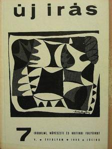 Dudás Kálmán - Új Írás 1965. július [antikvár]