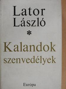 Georg Trakl - Kalandok, szenvedélyek [antikvár]