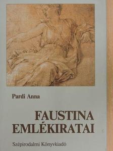 Pardi Anna - Faustina emlékiratai [antikvár]
