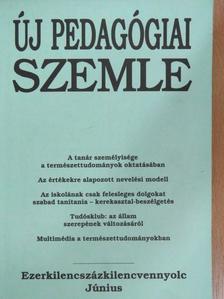 Csala Istvánné - Új Pedagógiai Szemle 1998. június [antikvár]