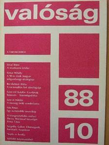 Becskeházi Attila - Valóság 1988. október [antikvár]