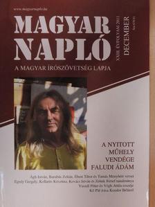 Ágh István - Magyar Napló 2011. december [antikvár]