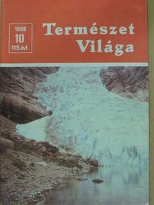 Abonyi Iván - Természet Világa 1988. október [antikvár]