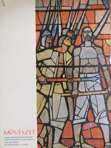 Bauer Jenő - Művészet 1966. október [antikvár]
