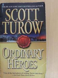 Scott Turow - Ordinary Heroes [antikvár]