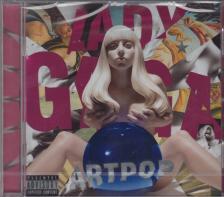ARTPOP CD LADY GAGA