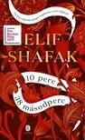 Elif shafak - 10 perc 38 másodperc [eKönyv: epub, mobi]
