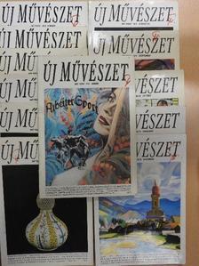 András Edit - Új művészet 1992. január-december [antikvár]