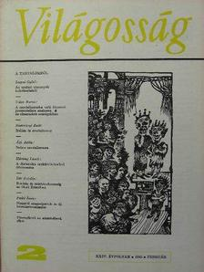 Ágh Attila - Világosság 1983. február [antikvár]