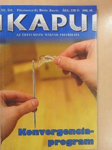 Aniszi Kálmán - Kapu 2006/08. [antikvár]