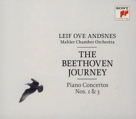 BEETHOVEN - PIANO CONCERTOS NOS. 1&3 CD ANDSNES