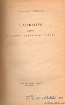 Szántó György - Laokoon [antikvár]