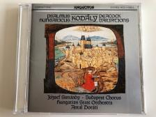 KOD - PSALMUS HUNGARICUS CD11392 ÉNEK: SIMÁNDY J. VEZ.: DORÁTI ANTAL