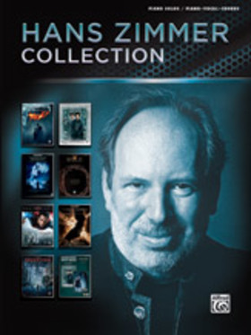 ZIMMER HANS - HANS ZIMMER COLLECTIONS. PIANO SOLOS / PIANO-VOCAL-CHORDS