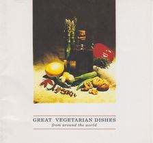 Peter Millson - Great Vegetarian Dishes [antikvár]