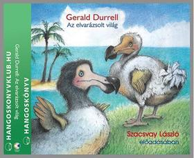Gerald Durell - AZ ELVARÁZSOLT VILÁG - HANGOSKÖNYV