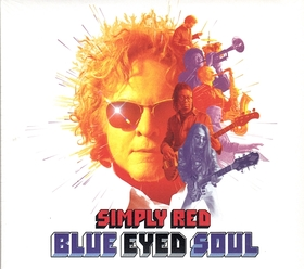Simply Red - BLUE EYED SOUL CD SIMPLY RED