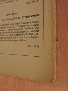 Beér János - Társadalmi Szemle 1956. június-július [antikvár]