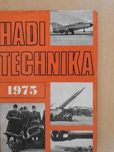 Dr. Kováts Zoltán - Haditechnika 1975. [antikvár]