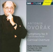 DVORAK - SYMPHONY NO.9 - KARNEVAL-OVERTÜRE CD NORRINGTON