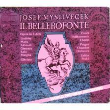 MYSLIVECEK - IL BELLEROFONTE 3CD PESKÓ ZOLTÁN