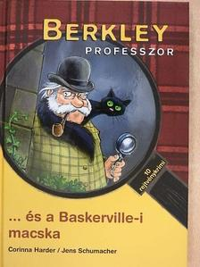 Corinna Harder - Berkley professzor és a Baskerville-i macska [antikvár]