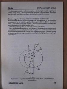 Berkes József - Módszertani Lapok - Fizika 2000. szeptember [antikvár]