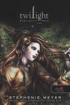 Stephenie Meyer - Twilight képregény - KEMÉNY BORÍTÓS