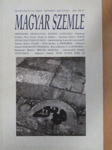Jobbágyi Gábor - Magyar Szemle 2002. június [antikvár]