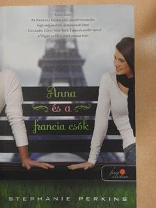 Stephanie Perkins - Anna és a francia csók [antikvár]