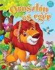 Oroszlán és egér - 3D mesekönyv - 2. kiadás