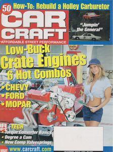 Jeff Smith - Car Craft 2003 October [antikvár]