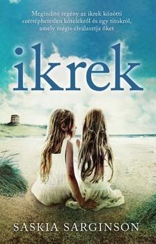 Sarginson Saskia - Ikrek [eKönyv: epub, mobi]