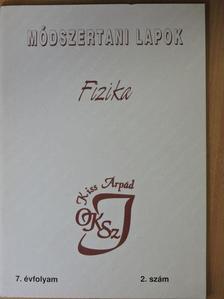 Dr. Vida József - Módszertani Lapok - Fizika 2000. december [antikvár]