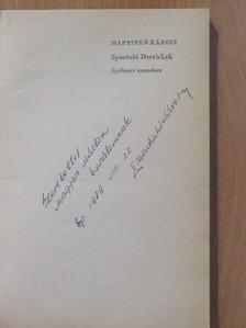 Martinkó Károly - Sportoló Derrickek (dedikált példány) [antikvár]