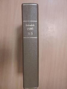 A. A. Sevjakov - Századok 1986. (nem teljes évfolyam) [antikvár]