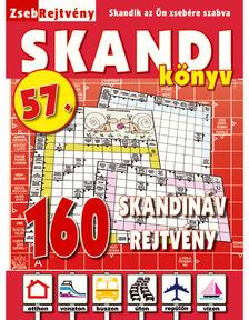 ZsebRejtvény SKANDI Könyv 57