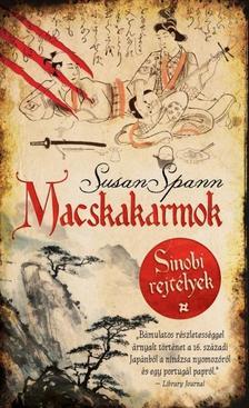 SUSAN SPANN - MACSKAKARMOK /SINOBI REJTÉLYEK 1.