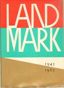 Szabolcsi Miklós - Land Mark 1945-1965 [antikvár]