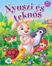 Nyuszi és teknős - 3D mesekönyv - 2. kiadás