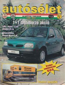 Fehér György - Autósélet 1997. május [antikvár]