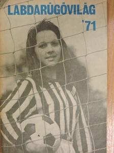 Kutas István - Labdarúgóvilág 1971 [antikvár]