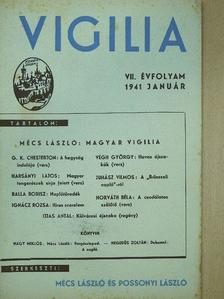 Balla Borisz - Vigilia 1941. január [antikvár]