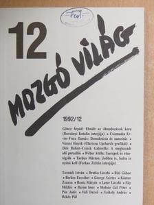 Barna Imre - Mozgó Világ 1992. december [antikvár]