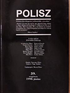 Barak László - Polisz 1998. június [antikvár]