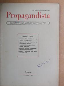 Aradi Róbert - Propagandista 1952. május [antikvár]