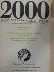 Eckhard Mieder - 2000 1991. szeptember [antikvár]