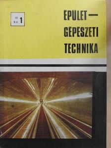 Dohovits József - Épületgépészeti Technika 1976/1. [antikvár]